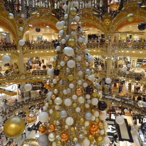 Arbol de Navidad Paris