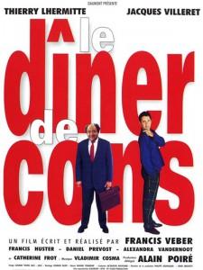 Películas francesas Le diner de cons
