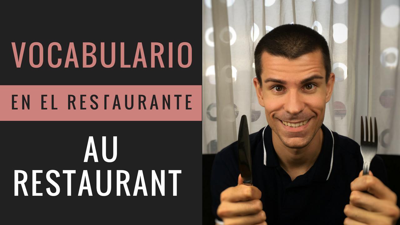 Cómo Pedir En El Restaurante En Francés Pariseando
