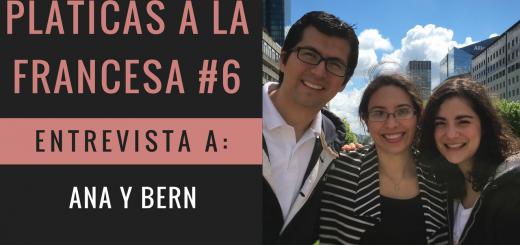 Entrevista a Ana y Bern