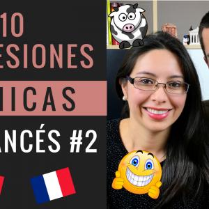 10 Expresiones Cómicas en Francés