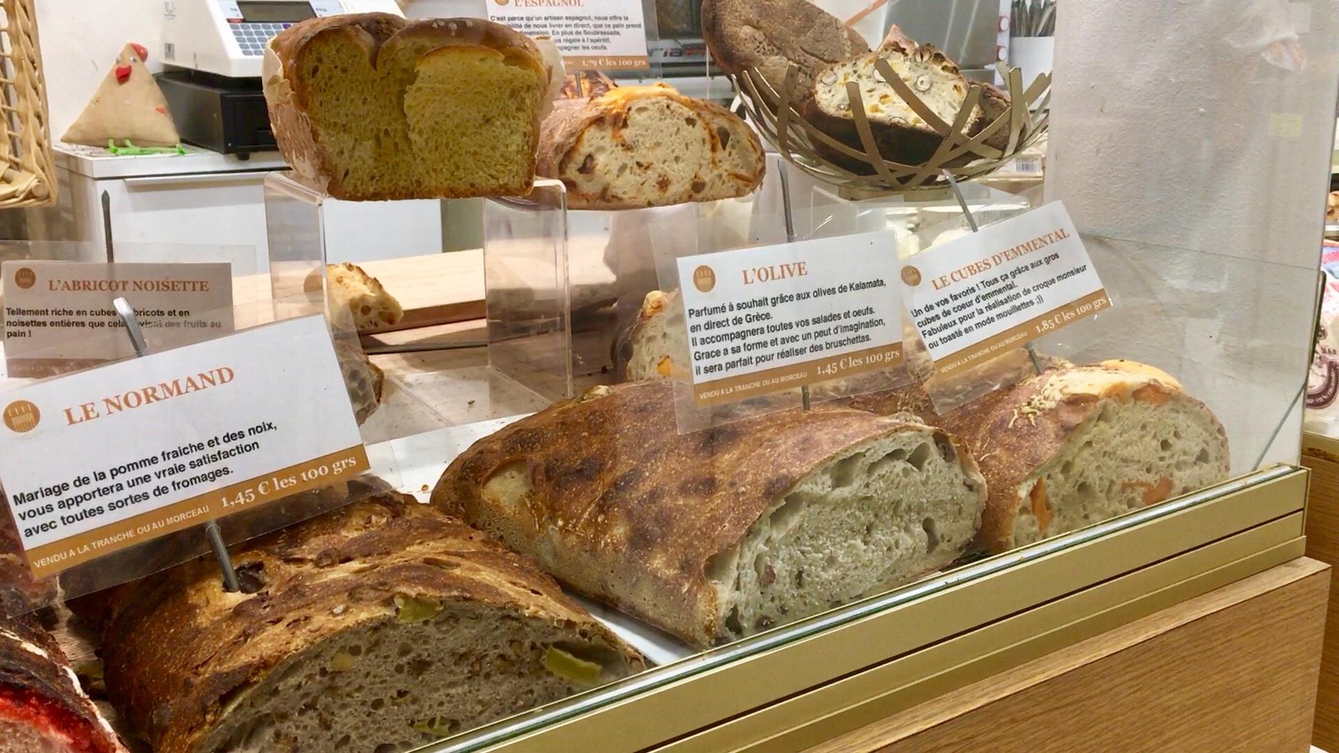La mejor panadería en París
