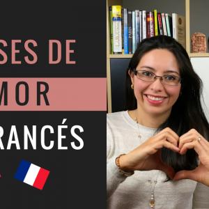 Frases de amor en francés